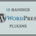 10 handige wordpress plugins